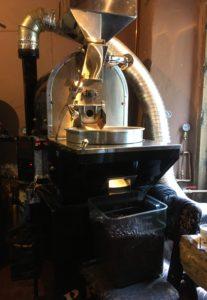 Coffee roaster, Café Tal